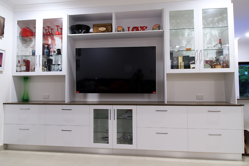 Custom designed cabinetry Darwin | Kitchen Renovations ...